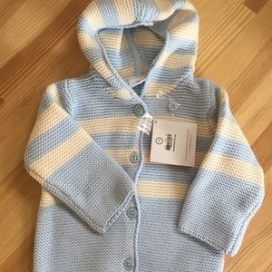 Hanna Anderson Baby Sweater